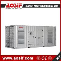 Buy cheap 500kva To 1000kva Container Generator Set With Cummins Enginee from wholesalers