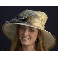 Buy cheap KENTUCKY DERBY HATS & TEA PARTY HATS Wild Animal Print Derby Hat from wholesalers