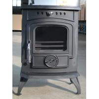 Buy cheap HiFlame Indoor Freestanding Classic Cast Iron Wood Burning Stove With Boiler HF332B from wholesalers