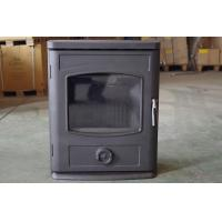 Buy cheap Graphite High Quality Steel Body Cast Iron Wood Burning Fireplace Insert GR357i from wholesalers