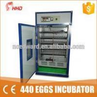 best selling products 500 eggs chicken incubator from HHD factory