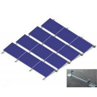 Buy cheap Component & Power flat roof solar mounting system from wholesalers