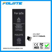 Buy cheap Best Selling Products Mobile Phone battery 5S for Iphone 5S battery For iphone 5GS Akku from wholesalers