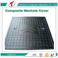 Buy cheap Security & Protection BEST selling SMC/FRP/COMPOSITE EN124 D400 Manhole cover from wholesalers