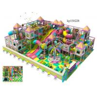 Buy cheap Playgrounds Children Commercial Indoor Playgrounds Equipment from wholesalers