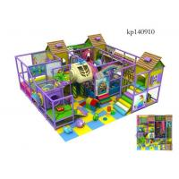 Buy cheap Playgrounds Kids Indoor Playgrounds Equipment from wholesalers