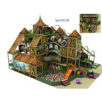 Buy cheap Playgrounds Indoor Children Playgrounds from wholesalers