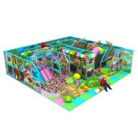 Buy cheap Playgrounds Children Indoor Soft Playgrounds Equipment from wholesalers