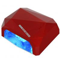 Buy cheap UV Lamp Led 36w Led uv Lamp For Nail Art Dryer Gel Drying Red from wholesalers