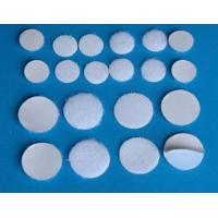 Buy cheap Hook and Loop Coins Contact Now free sample hot melt hook and loop adhesive dot from wholesalers