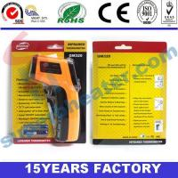Buy cheap 50-380cindustrial QI'yaH-Contact Infrared Thermometer Segh handheld Infrared Thermometer gm320 from wholesalers