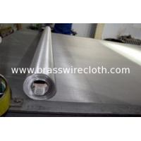 Buy cheap Inconel 690 Wire Mesh Inconel 690 Wire Screen product