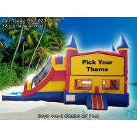 Buy cheap Waterslides Boy's Castle Slide and Pool Combo - Item 323 from wholesalers