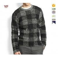 Buy cheap 2016 latest design sweater woolen men pullover men sweater design from wholesalers