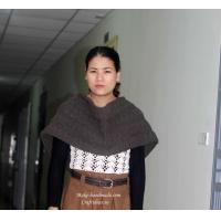 Buy cheap Crochet beauty scarf for girl, crochet pattern from wholesalers
