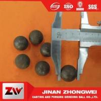 Buy cheap 1 Inch Chile Copper Mining Special Use Hot Rolling Grinding Balls from wholesalers