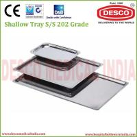 Buy cheap Kidney Tray With Cover S/S 202 Grade HHST 101 from wholesalers