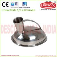 Buy cheap Urinal Male S/S 202 Grade from wholesalers