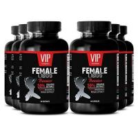 Buy cheap Sexual health vitamins - FEMALE LIBIDO BOOSTER PILLS - Energy and stamina - 6 Bottles 360 Capsules from wholesalers