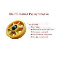 Buy cheap Widely used for Elevator Guide Pulley, Sheave (SN-PS Series) from wholesalers