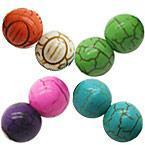 Buy cheap Jewelry Beads Synthetic Howlite Beads from wholesalers