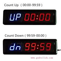 Buy cheap Led clock Godrelish 1.8Crossfit LED Interval Timer Training Workout MMA Boxing Tabata from wholesalers