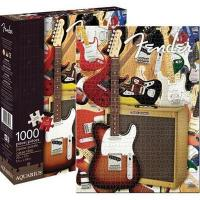 Buy cheap Fender Collage Jigsaw Puzzle from wholesalers