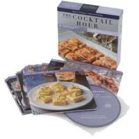 China New & Noteworthy MusicCooks: The Cocktail Hour (Recipe Card Set with Music) on sale