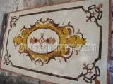 Buy cheap Stone Tiles & Slabs Rectangular Stone Waterjet Medallion Inlays Water Jet Medallions For Floor from wholesalers