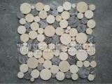 Buy cheap Stone Tiles & Slabs Supply Indoor Kitchen Marble Mosaic Tile Company Tiles Popular In UK from wholesalers