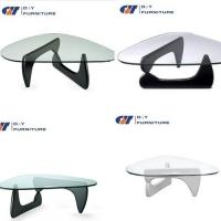 Buy cheap oval glass coffee table/tea table from wholesalers