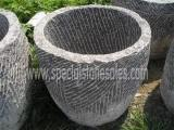 Buy cheap Stone Tiles & Slabs Antique Stone Flower Pots For Sale Stone Water Trough Planters from wholesalers
