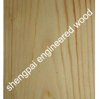 Buy cheap PINE NATURAL WOOD VENEER from wholesalers