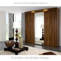 Buy cheap WOODEN SLIDING CLOSET DOORS from wholesalers