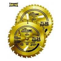 Buy cheap Gold Line Thin Kerf Saw Blades from wholesalers
