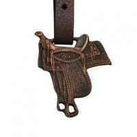 Buy cheap El Paso Saddlery Western Saddle Pocket Watch Fob from wholesalers