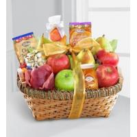 Buy cheap Sympathy Flowers Warmhearted Wishes Fruit & Gourmet Kosher Gift Basket from wholesalers