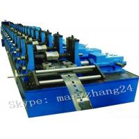 Buy cheap Automatic Angle Iron Bender Racking Roll Forming Machine from wholesalers