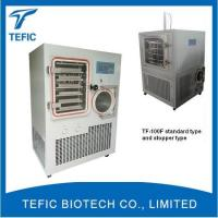 Buy cheap Hot Sale Freeze Dryer Machine Manufacturer,silicone Oil Heating Lyophilizer Machine for Sale, Food C from wholesalers