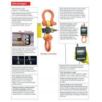 Buy cheap Ron 2125-Shackle Type Dynamometer with 1 Attachable Display from wholesalers