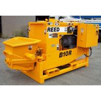 Buy cheap Used Equipment Used REED B10R Electric Concrete/Shotcrete Pump Back to Used Equipment from wholesalers
