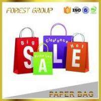 Buy cheap CREATIVE DESIGN CHRISTMAS CARTOON PAPER GIFT PACKAGING BAG from wholesalers