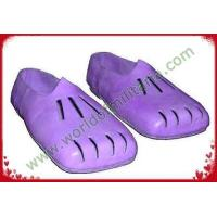 Buy cheap High vamp shoes Purple from wholesalers