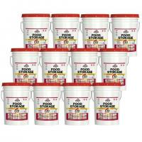 Buy cheap Food Supply Kits One Year Emergency Food Storage All-in-One Pail Kit from wholesalers