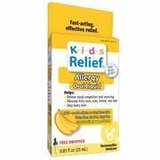 Buy cheap Kids Relief Allergy Oral Liquid, Banana Flavor, 0.85 oz, Homeolab USA from wholesalers