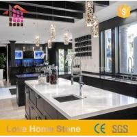 Buy cheap Quartz Countertop Blue Quartz Composite Countertops Kitchen with Good Quality from wholesalers