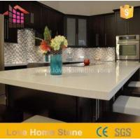 Buy cheap Quartz Countertop China Made Types of Quartz Countertops for Bathrooms and Kitchen from wholesalers