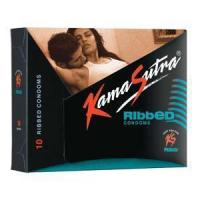 Buy cheap Ribbed Condoms KamaSutra Ribbed Condoms - 12's Pack from wholesalers