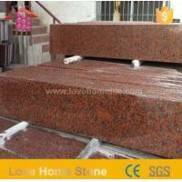 Buy cheap Slabs and Tiles China Made Imitation Red Granite Flooring Colours from wholesalers