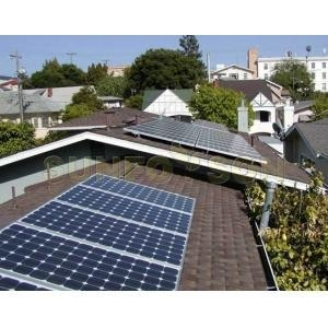 Images of Shingle Roof Solar Mounting System - 49827984